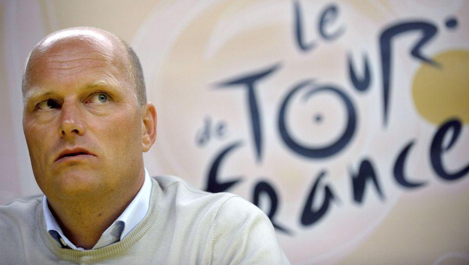 Saxo-Teamchef Bjarne Riis: Rasmussen beim Dopen zugesehen?