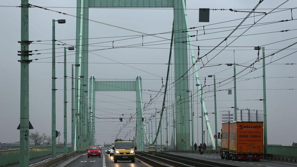 Infrastruktur: Deutschlands marode Brücken