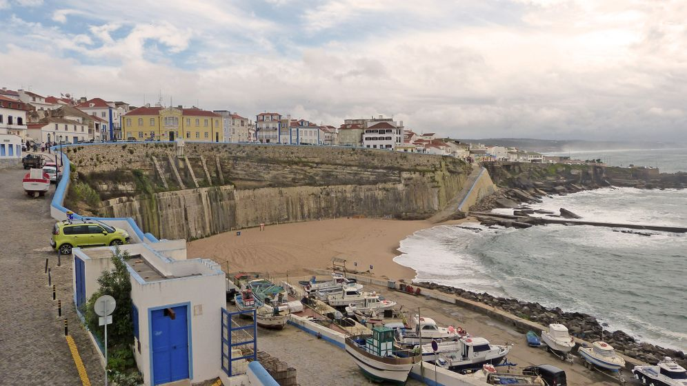 Ericeira in Portugal: Welterbe des Surfens