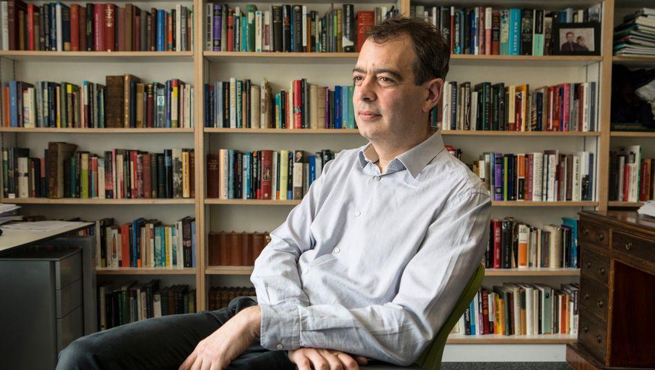 Runciman lehrt an der Cambridge University