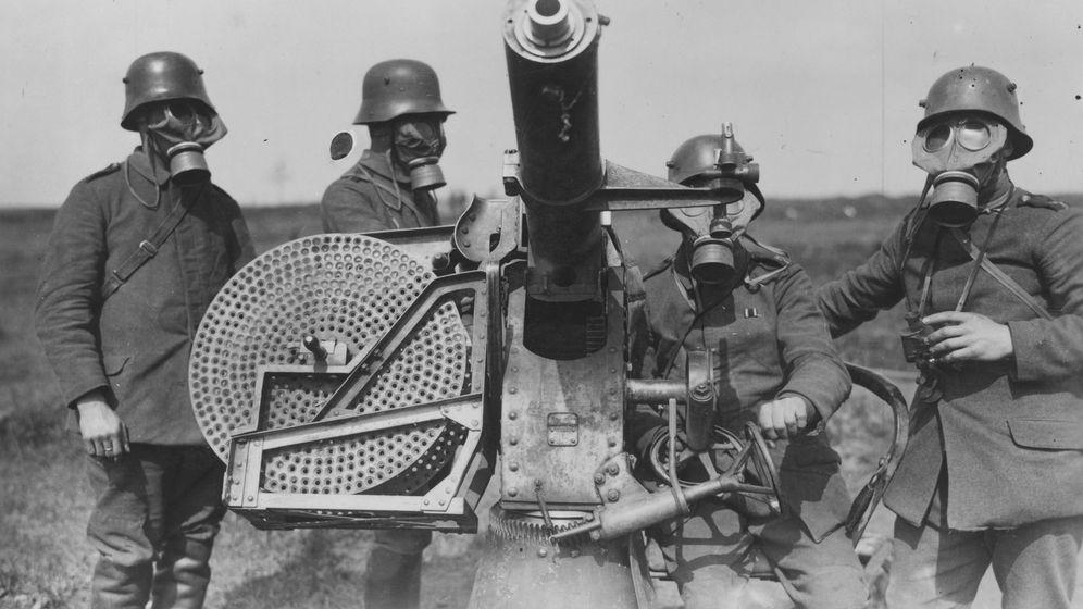 Erster Weltkrieg: Maschinen des Todes