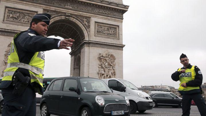 Akute Luftverschmutzung: Trübe Aussichten für Autofahrer