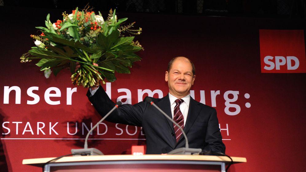 Wahl in Hamburg: Überragender Sieg für die SPD