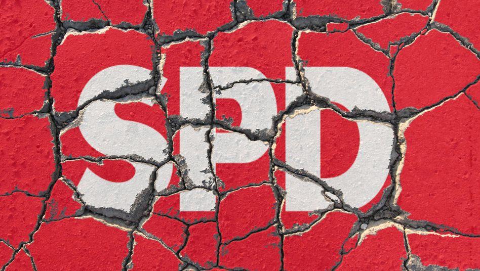 Krisenpartei SPD