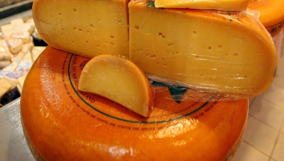 Käse (Archiv): Schon die frühen Bauern in der Steinzeit machten aus Milch Käse
