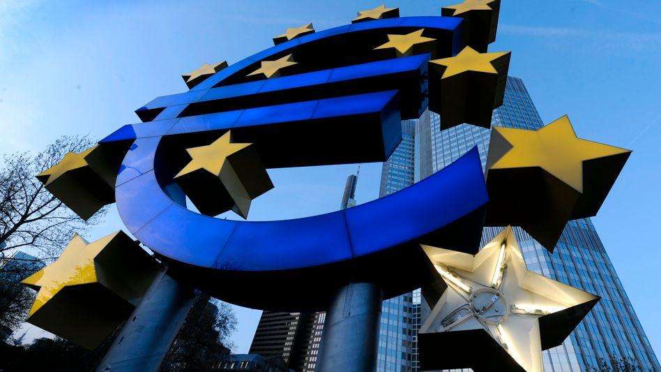 EZB-Zentrale in Frankfurt: Die Deutschen verlieren Einfluss
