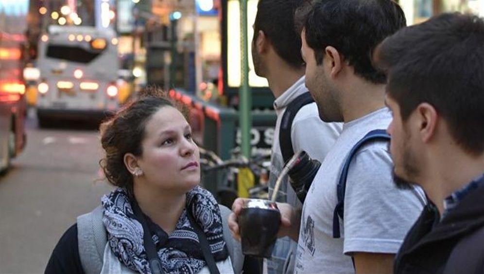 Studenten in Uruguay: Einmal um die ganze Welt
