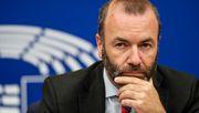 Webers nächstes Ungarn-Problem
