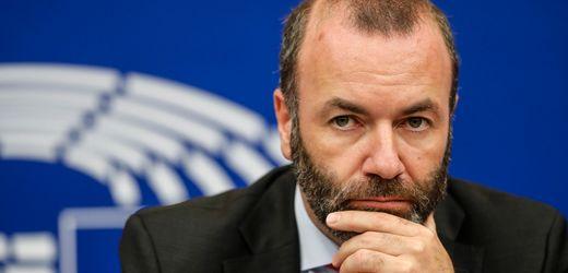 Ostukraine-Konflikt: EVP-Fraktionschef Manfred Weber schlägt neue Sanktionen gegen Russland vor