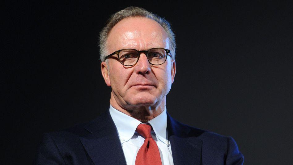 Bayern-Boss Rummenigge: Abgesandter der CEA in der Uefa