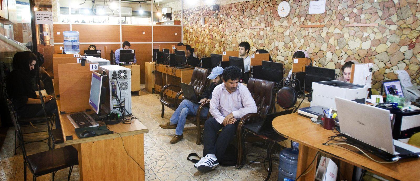 Iran / Internet