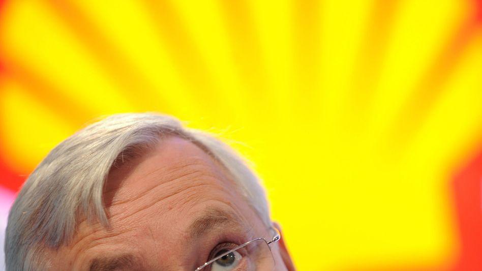 Shell-Chef Voser: Mehr als zehn Millionen Pfund Gehalt