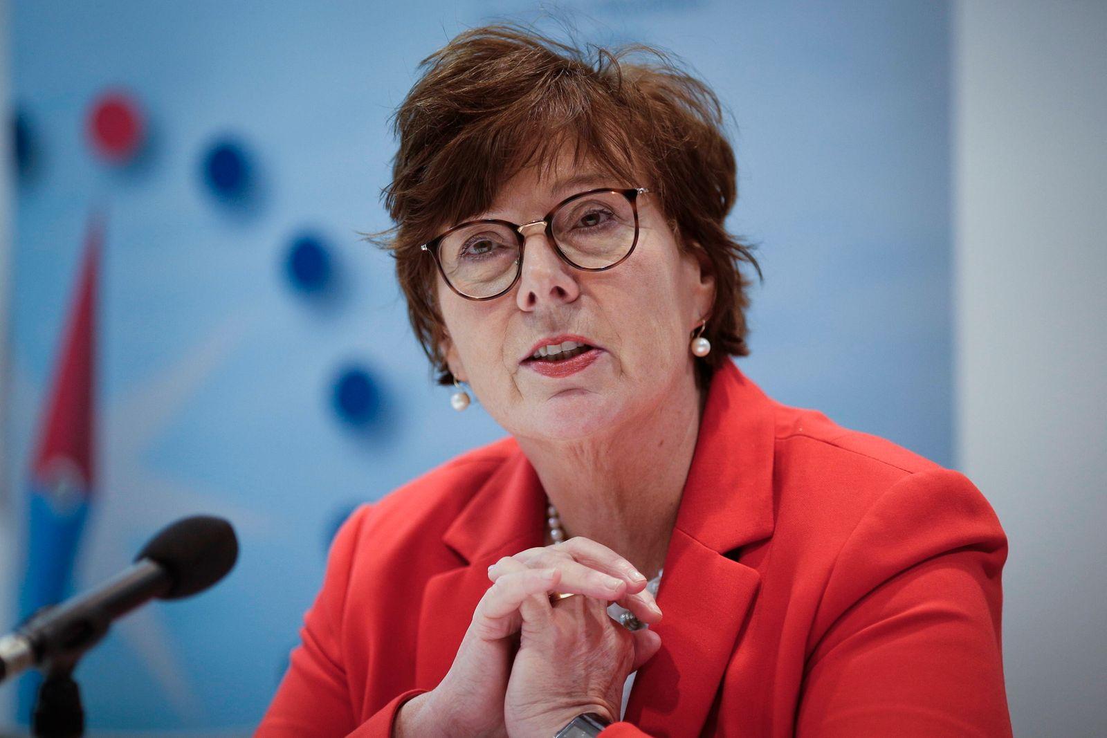 07.11.2019, Berlin, Deutschland - Foto: Sabine Suetterlin-Waack, CDU, Ministerin fuer Justiz, Europa, Verbraucherschutz