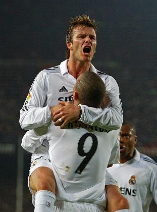 """Superstar David Beckham: """"A dandy and a warrior"""""""