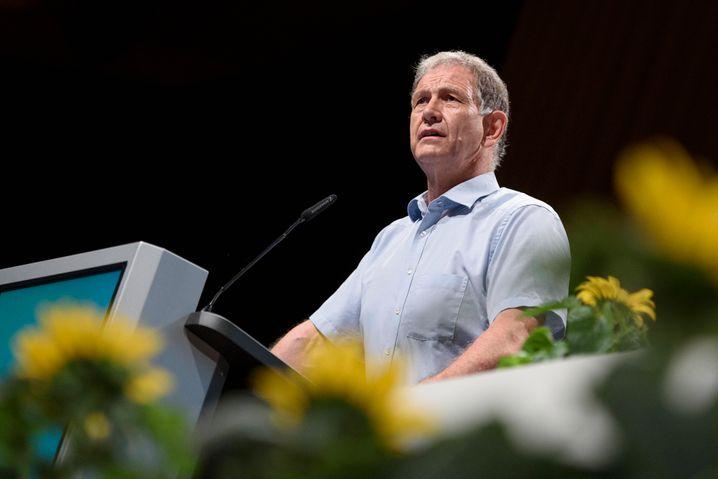 Ex-Landesvorsitzender Hubert Ulrich