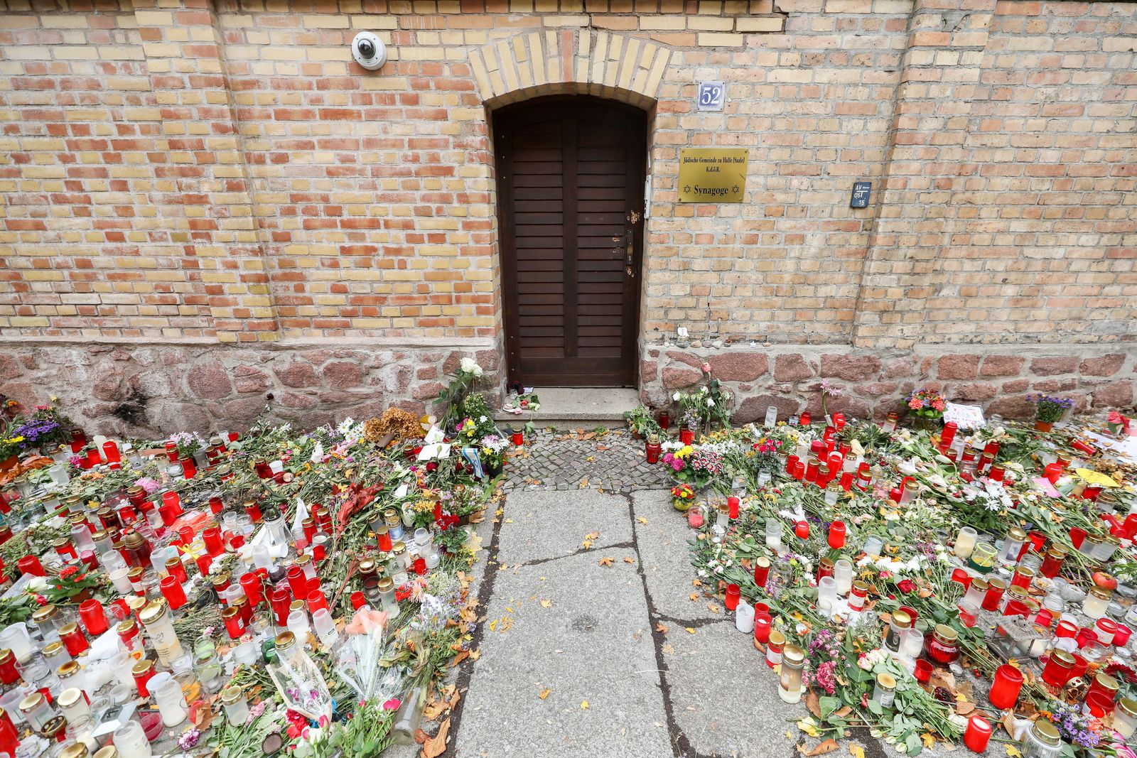 Bundesanwaltschaft klagt Attentäter von Halle an