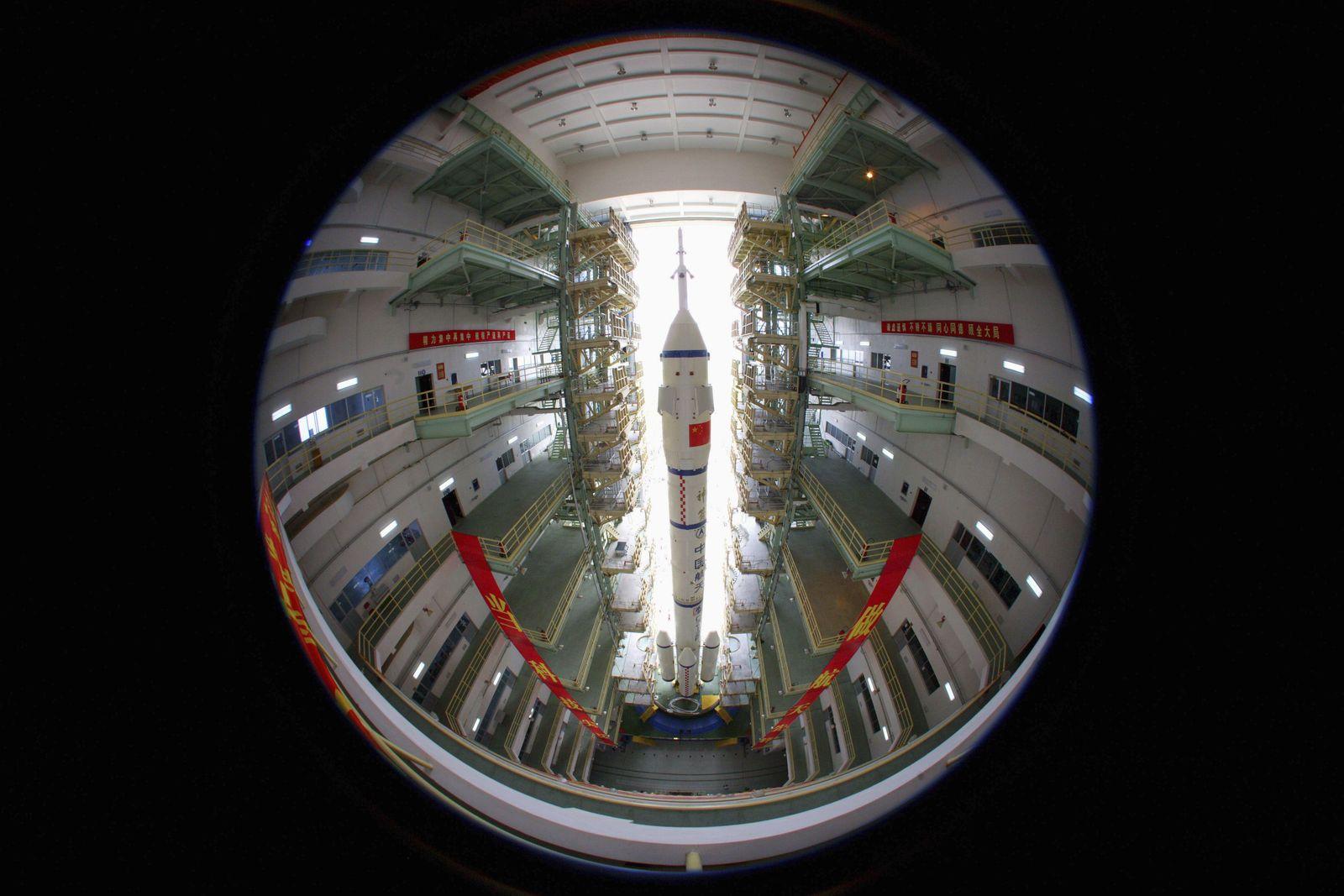 China/Raumfahrt