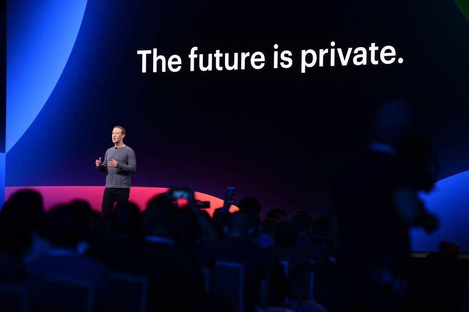 Facebook Entwicklerkonferenz F8