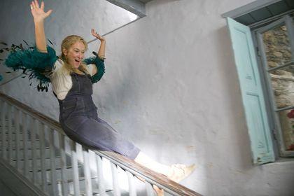 """Meryl Streep in """"Mamma Mia!"""": Die kann das!"""