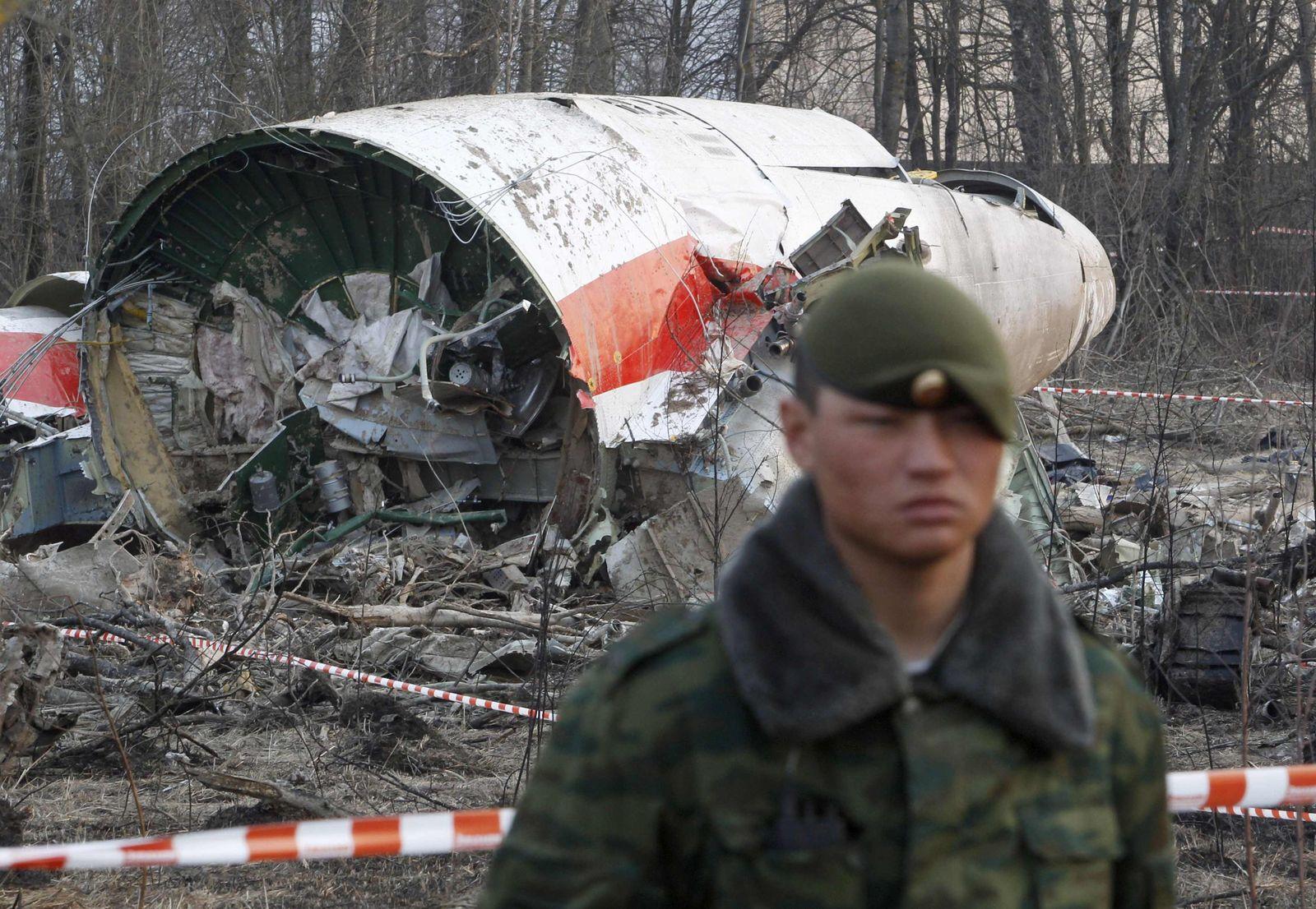 Smolensk Kaczynski crash