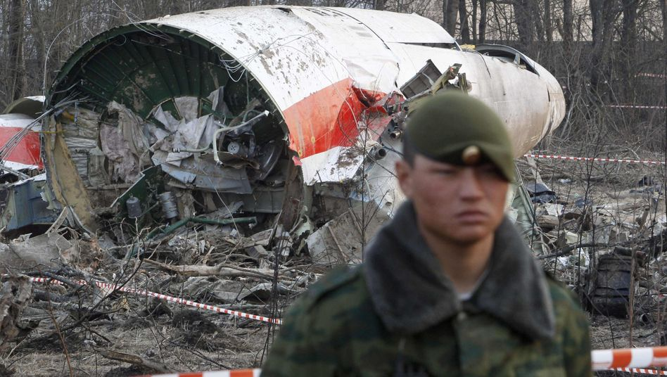 The airplane crash in Smolensk on April 10, 2010 cost the lives of 96 people, including Polish President Lech Kaczynski.