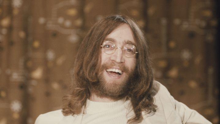Aktivist, Hippie, Musikgenie: Beatles-Frontmann John Lennon