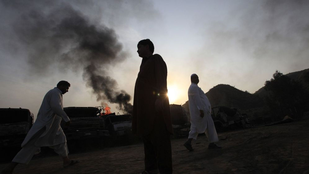 Kohistan: Pendelverkehr der Glaubenskrieger