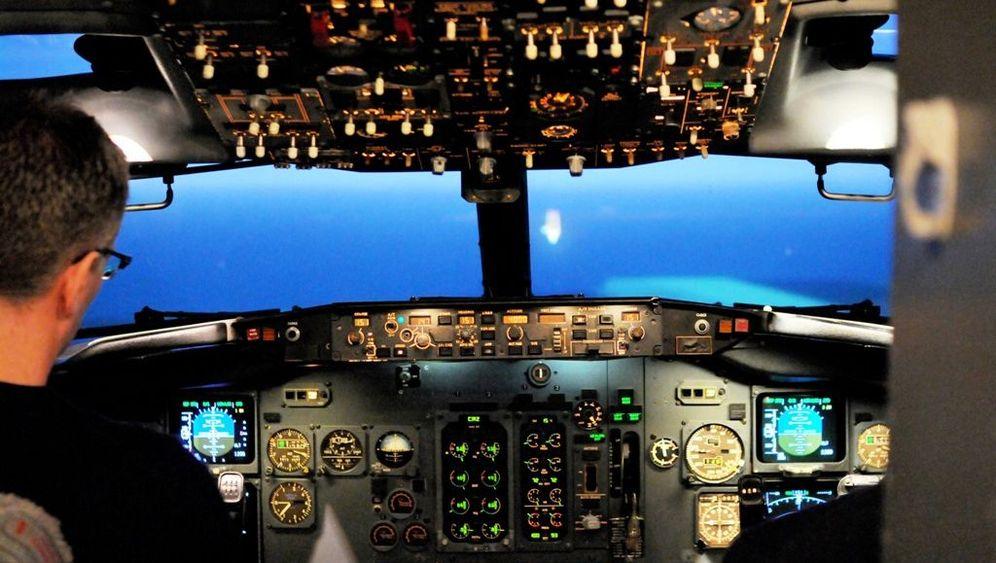 Manager im Flugsimulator: Und es hat Rrrruuummms gemacht
