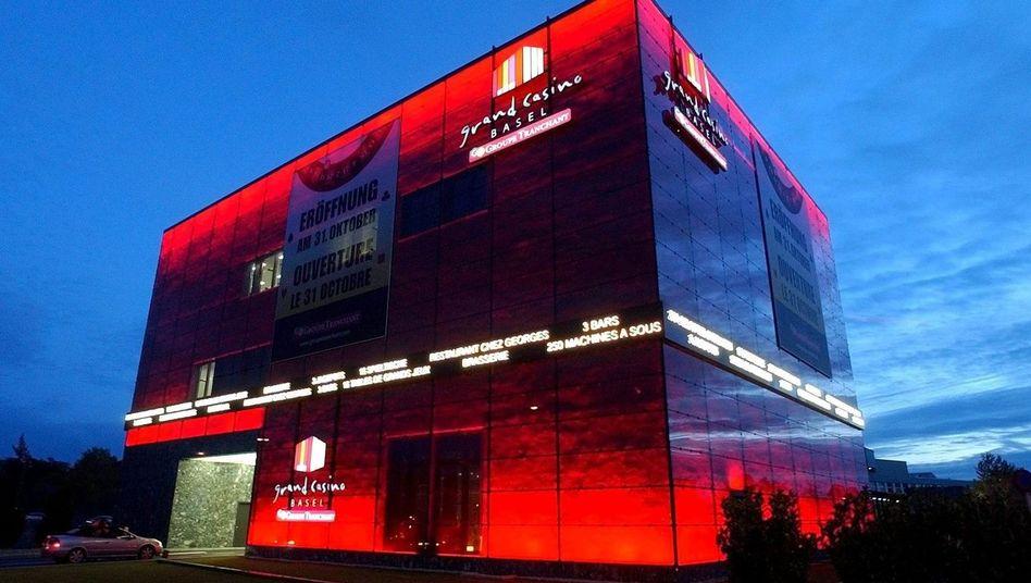 Grand Casino am Flughafen Basel: Gangster-Kommando beging brutalen Überfall
