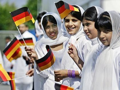 """Muslimische Mädchen in Mannheim: """"Welches Unternehmen kann es sich erlauben, so einen großen Prozentsatz seiner Kundschaft zu vernachlässigen?"""""""