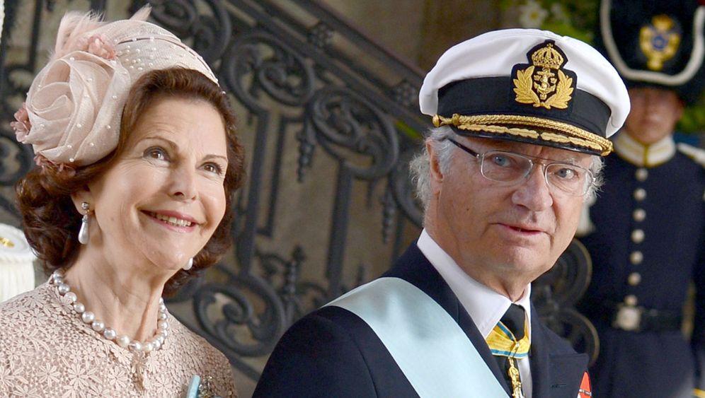 Schwedens Königspaar: Carl Gustav und Silvia