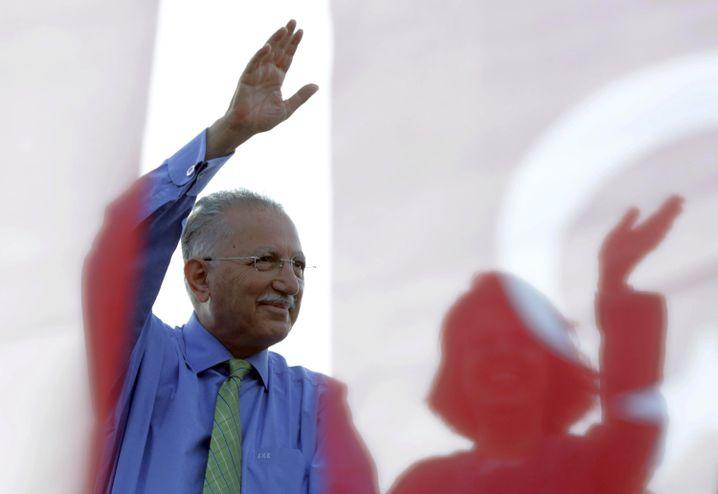 Gegenkandidat Ishanoglu: Mit 39 Prozent unterlegen