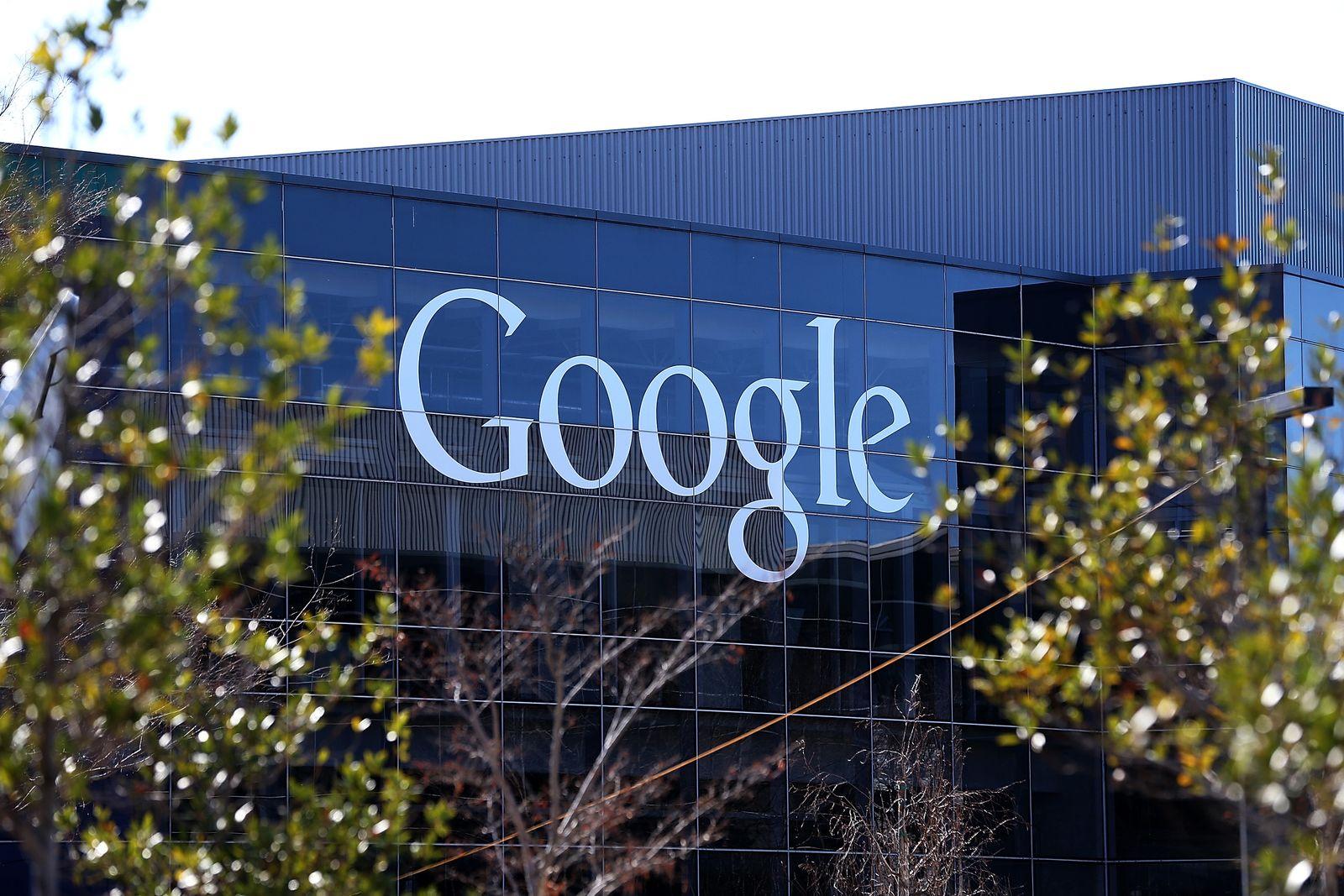 US Auslandsreserven/ Google/ headquarters