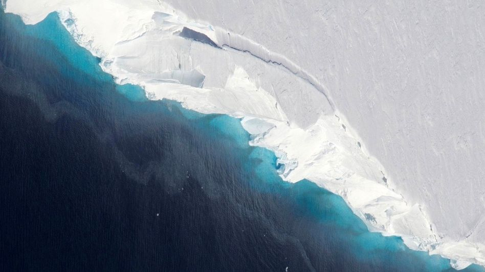 Teil des Thwaites-Gletschers: Kollaps in 200 bis 600 Jahren