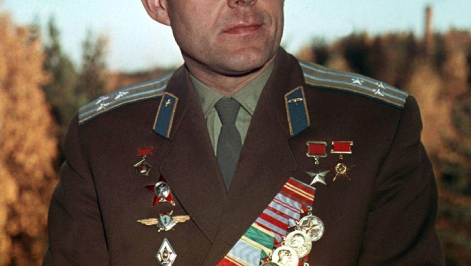 Kosmonaut Wladimir Komarow