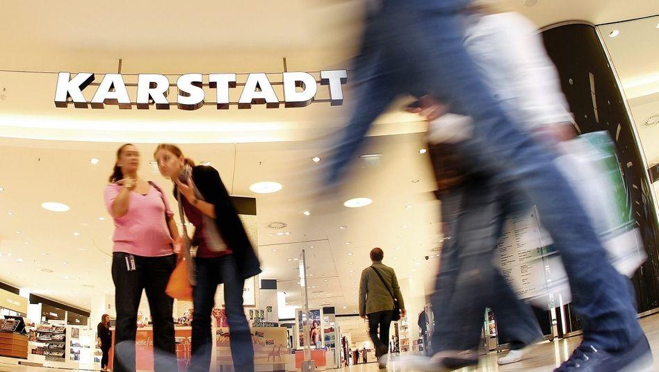 Karstadt-Filiale in Essen