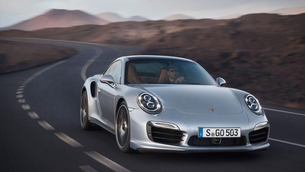 Porsche 911 Turbo: Der neue Kurvenstar