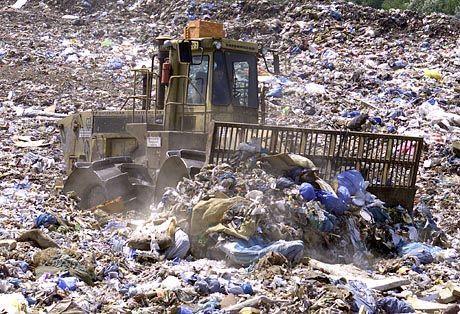 Mülldeponie in Karlsruhe: Torschlusspanik bei den Betreibern