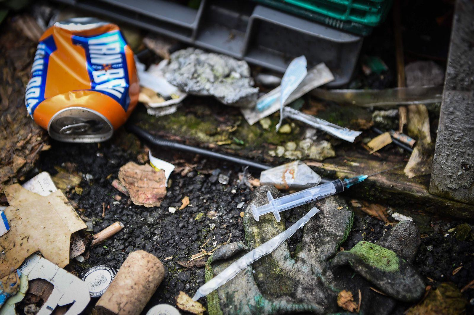 BRITAIN-SCOTLAND-DRUGS