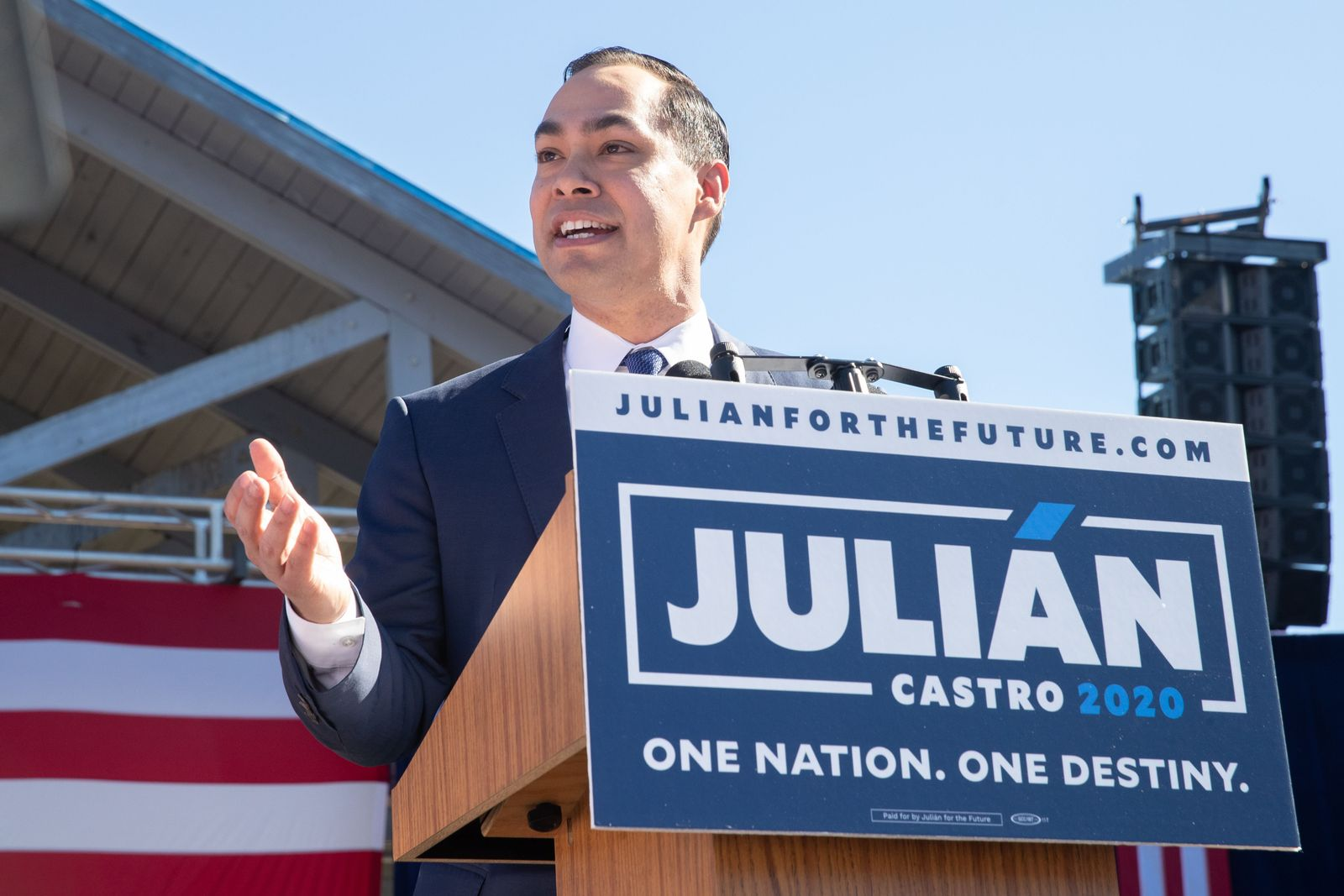 Julian Castro Demokraten