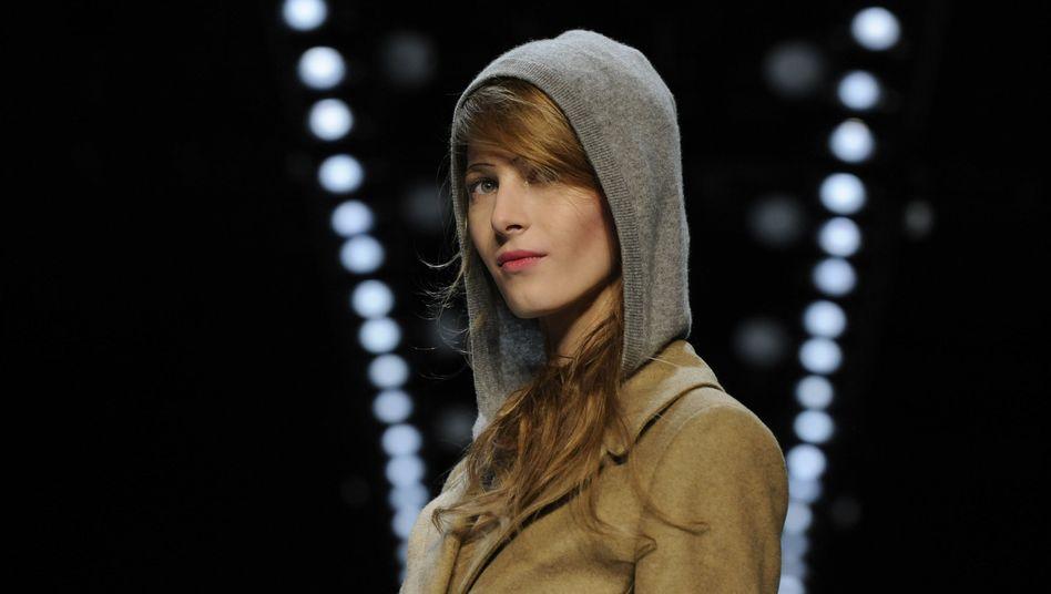 Strenesse-Model auf Modemesse (Archivbild)