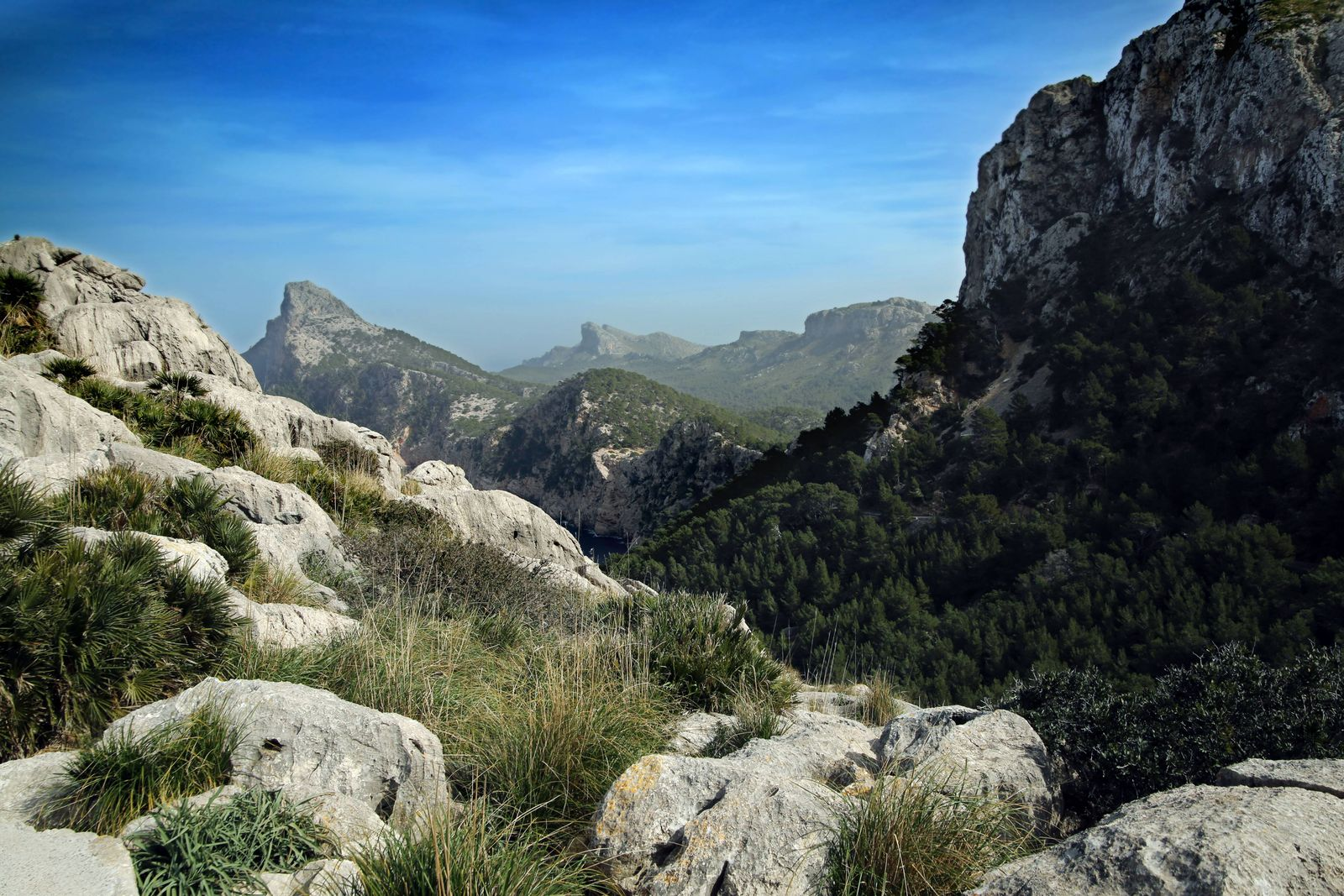 Majorca Cap Formentor wild landscape