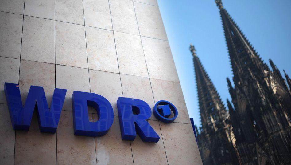 WDR mit Dom in Köln