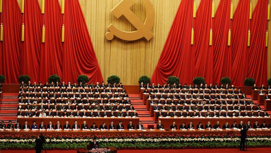 Parteitag der chinesischen PK (2012): Billionen in die Karibik?