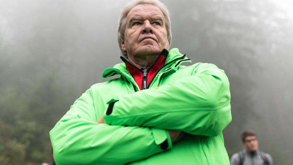Baden-württembergischer Umweltminister Franz Untersteller