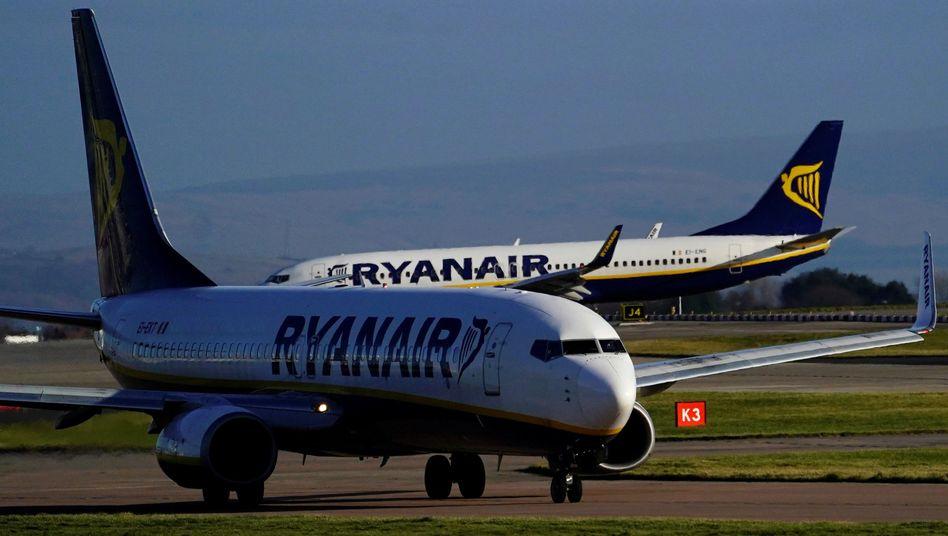 Neue Handgepäckregeln bei Ryanair