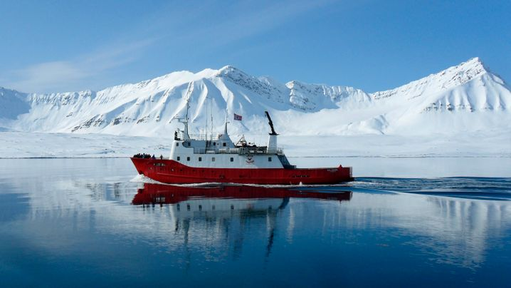 Großes Tauwetter: Die Rohstoffe der Arktis