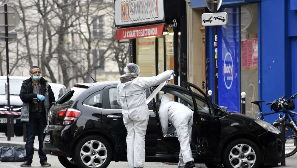 "Angriffe auf ""Charlie Hebdo"": Magazin als Angriffsziel"