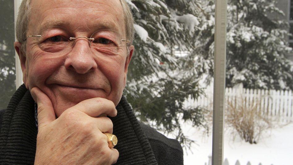 Der offen schwule Bischof Gene Robinson: Seine Ernennung sorgte 2003 für Streit