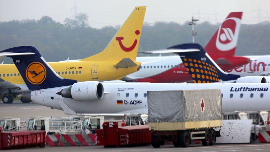 Deutsche Verkehrsflugzeuge: Ozonkonverter ist gesetzlich nicht vorgeschrieben